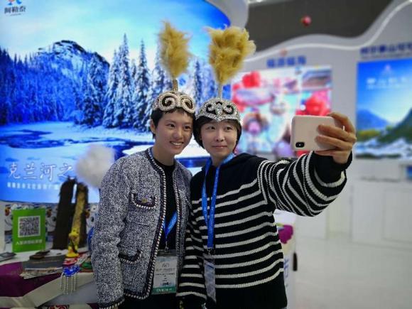 2019 冬博会今天开展阿勒泰地区将专场推介冰雪运动和冰雪旅游