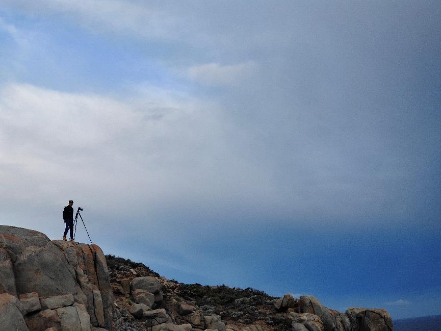 深邃的探索之旅 摄影师的最佳助手 - PRO TREK PRT-B50